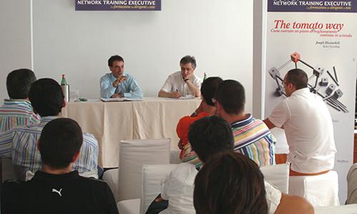 Luigi Mastrobuono e Renato Pastore